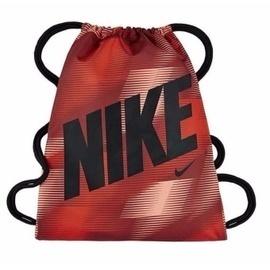 Nike กระเป๋าสะพายหลัง Nike Gymsack Graphic BA5262-674 (Black Red) 8ee8c582e62a5